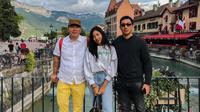 Potret Darma, Tomy Soeharto dan Tata Cahyani (Sumber: Instagram/darmamh)