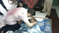Siswi SMA Ditemukan Tewas Gantung Diri. Foto: Aldiyansyah M.Fahrurozy