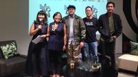 Preskon Indonesia Creative Week. (Liputan6.com/Putu Elmira)