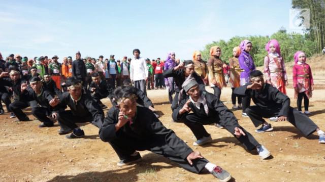 Acara ini merupakan salah satu upaya pemerintah untuk membudayakan olahraga dalam bidang olahraga Tantangan Petualang dan wisata. Acara dibuka oleh Asisten Deputi Olahraga Rekreasi Teguh Raharjo.