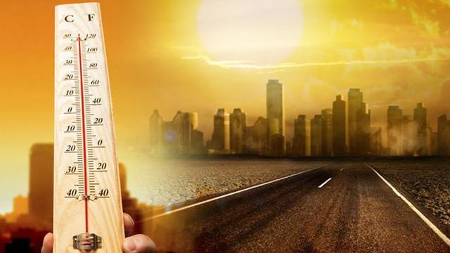 Viral Cuaca Yang Terlalu Panas, Bisa Menggoreng Kerupuk dI Aspal Jalan