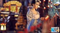 Fan Bingbing memerankan Wu Zetian dalam sebuah serial TV. (Xinhua)
