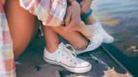 Ilustrasi sneakers (iStockphoto)