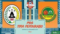 Shopee Liga 1 - PSS Sleman Vs Tira Persikabo (Bola.com/Adreanus Titus)