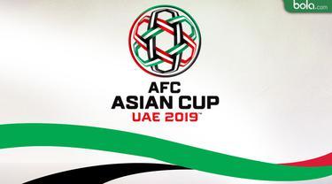 Piala Asia 2019 Logo 2