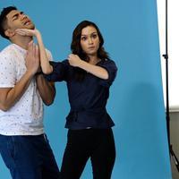 Gandhi Fernando dan Karina Nadila mengungkapkan alasan kenapa wajib nonton Crazy Girlfriend 2.