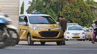 Mobil low cost green car (LCGC), Daihatsu Sigra siap menjadi armada taksi Next Express yang akan beroperasi di wilayah Jabodetabek.