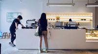 Desain interior kafe kekinian karya Atelier Ara. (dok. Arsitag.com)