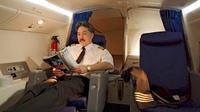 Ternyata tidak semua pesawat terbang memiliki kabin rahasia ini.