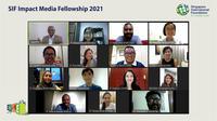 Singapore International Foundation (SIF) sukses menyelenggarakan Impact Media Fellowship edisi pertama di tahun 2021 (SIF)