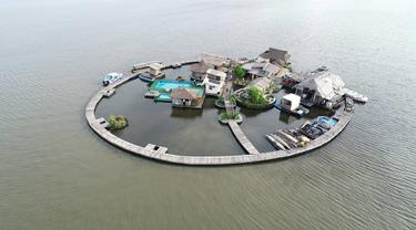 Pulau Terapung