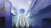 Program Toledo Metro Station yang dirancang untuk memberikan nilai tambah pada stasiun