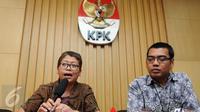 Juru Bicara KPK Yuyuk Andrianti. (Liputan6.com/Helmi Afandi)