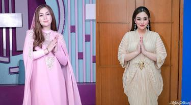 7 Potret Terbaru Celine Evangelista Dalam Busana Muslim Ini Curi Perhatian