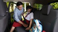 Fitur Keamanan Anak All New Suzuki Ertiga Mendapatkan Bintang Lima Dan ASEAN NCAP 2019. (Foto: Suzuki)