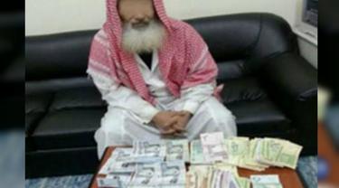 Wow, Pengemis di Arab Saudi Sehari Dapat 40 Juta