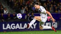 2. Zlatan Ibrahimovic. (AFP/Frederic J. Brown)