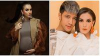 Gaya Pemotretan Maternity Shoot Irish Bella dan Ammar Zoni dengan Berbagai Tema (sumber:Instagram/_irishbella_)