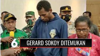 VIDEO: Hilang 12 Hari Usai Diserang KKB, Nakes Gerald Sokoy Akhirnya Ditemukan Selamat