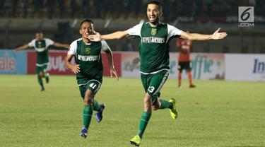 Fakta Menarik Aryn Williams Pemain Baru Persebaya Surabaya