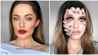 Ilusi Optik (Sumber: Instagram/nickyhillartistry)