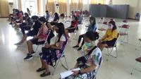 Puluhan siswa ini disiapkan agar memiliki kemampuan belajar yang setara dengan sebagian besar anak-anak di Pulau Jawa dan Bali.