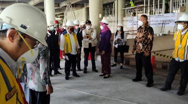 Menteri PUPR Basuki Hadimuljono