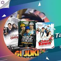 Jadwal 5 Film Tayang Perdana di SCTV Saat Libur Lebaran 2018