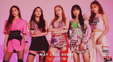 8 Potret Dita Karang, Member Girlgroup K-pop Asal Indonesia yang Segera DebutDebut
