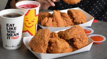 CJ Chicken, Sensasi Maksimal Menikmati Ayam Goreng dengan Tekstur Crunchy dan Juicy