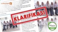 Banner Cek Fakta - Kewajiban Berjilbab Siswi SMAN di Rokan Hulu, Riau. (Liputan6.com/Triyasni)
