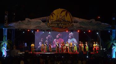 Festival Pesona Bau Nyale 2020