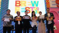 Brewfest 2020 di Jakarta. foto: istimewa
