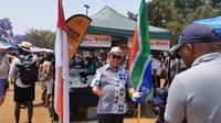 Pasar Indonesia di Afrika Selatan. Dok: Kementerian Luar Negeri
