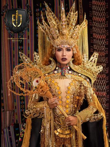 Miss Interglobal Indonesia 2020