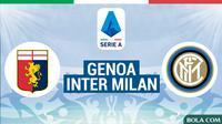 Serie A - Genoa Vs Inter Milan (Bola.com/Adreanus Titus)