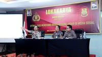 Karo Multimedia Divisi Humas Polri Brigjen Budi Setiawan.