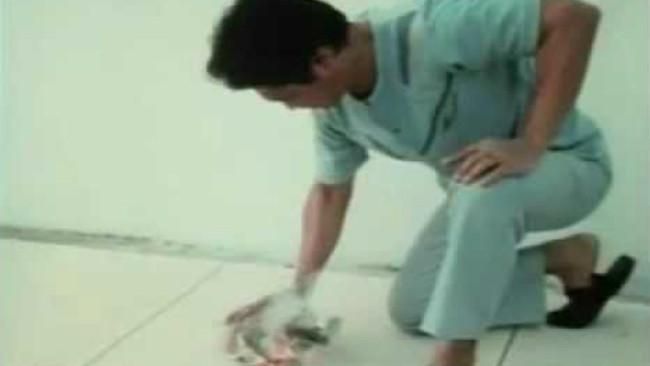 John Chang. (Sumber cuplikan video Indo Magic)