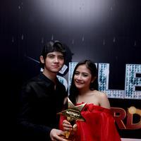 Foto Aliando Syarief dan Prilly Latuconsina (Andy Masela/bintang.com)