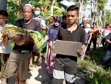 Beda Pilihan Caleg, 2 Kuburan di Gorontalo Dibongkar