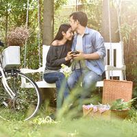 Mempertahankan cinta itu perlu usaha./Copyright shutterstock.com