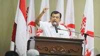 Rakornas Seknas Jokowi dihindari oleh sekitar 400 perwakilan dari berbagai wilayah di Jawa, Jakarta, Minggu (25/5/2014) (Liputan6.com/Faizal Fanani).