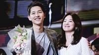 Satu pekan menuju hari  pernikahan Song Joong Ki  dan Song Hye Kyo muncul berbagai kabar mengenai konsep dan serba-serbi pernikahan Song Song Couple ini.  (Instagram)