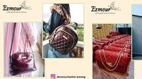 Instagram ezmour.official.