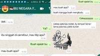5 Percakapan Chat 'Gagal Pantun' Ini Sukses Bikin Senyum Nyengir (sumber: twitter.com/apalupenwtabog)