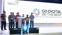 Menpar Arief Yahya menjelaskan secara lengkap kaitan go digital dengan Core Ekonomi Indonesia.