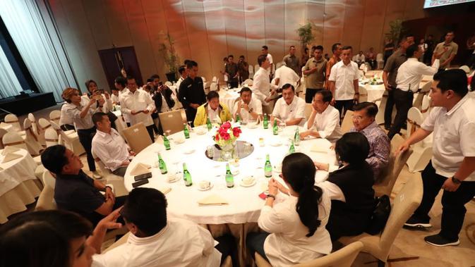 Hary Tanoe: Capaian Jokowi-Maruf Kemenangan Seluruh Rakyat Indonesia