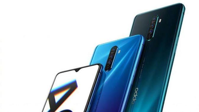 Oppo Reno Ace. (Doc: TechRadar)