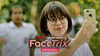Vidio Original Series Facetrix. (Dok. Vidio)