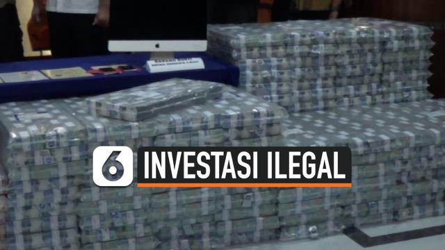Headline Kasus Investasi Bodong Memiles Beromzet Rp 750 Miliar